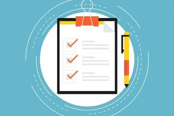 Requisitos para salir del país con menores checklist