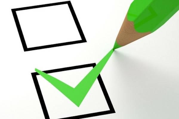 Requisitos para ser familia sustituta argentina checklist