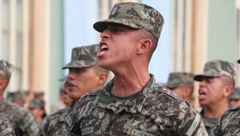 Requisitos para entrar al army
