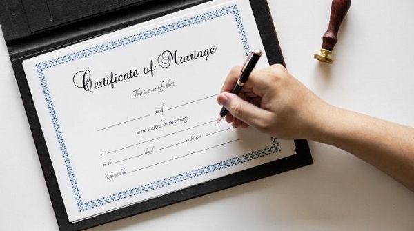 Como se tramita el certificado de Matrimonio en Argentina