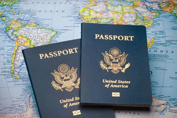 pasaporte puerto rico