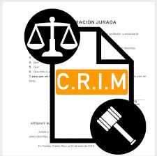 planilla CRIM 2