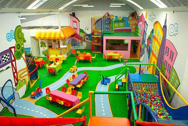 requisitos para poner un salón de fiestas infantiles