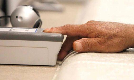 sistema biometrico mi huella