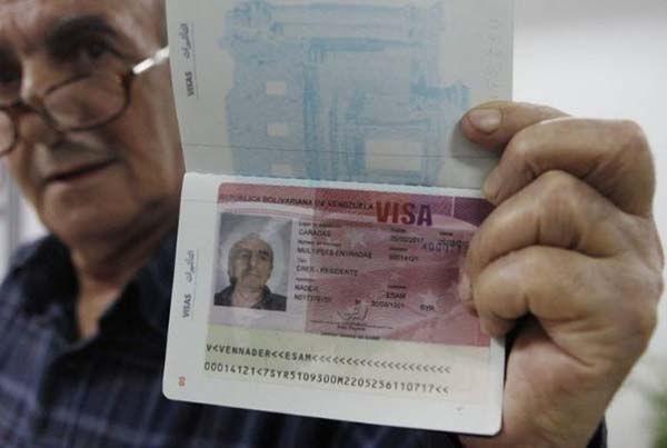 visa peruana