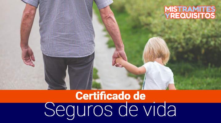 Conoce como pedir un Certificado de Seguros de Vida