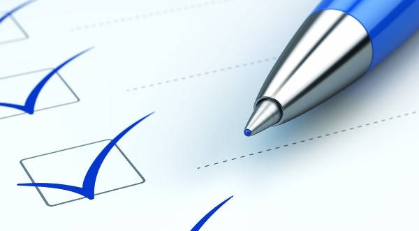 Requisitos para ser Estibador checklist
