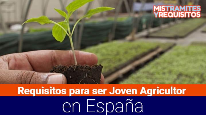 Conoce los Requisitos para ser Joven Agricultor – Ayuda a Jóvenes Agricultores