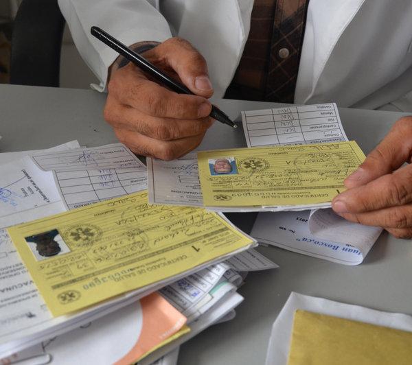 Requisitos para solicitar el certificado médico