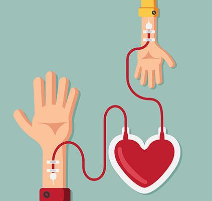 donar sangre españa