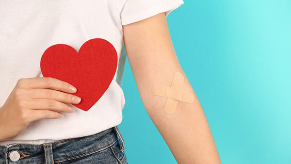 donar sangre requisitos