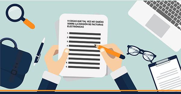emitir facturas requisitos