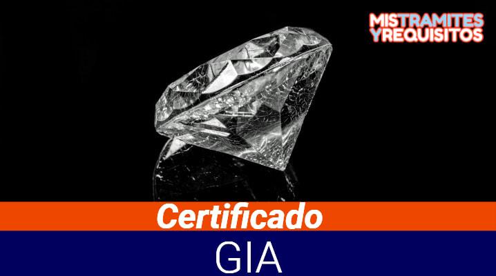 Conoce como conseguir el Certificado GIA de Diamantes en España