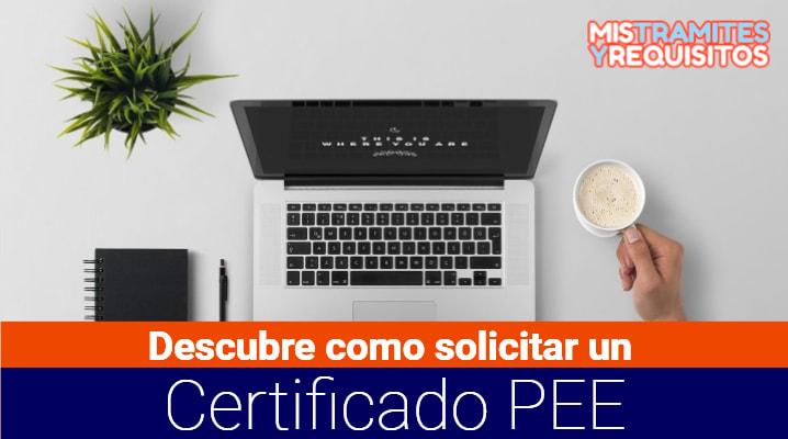 Descubre como solicitar un Certificado PEE – Prueba de Entrega Electrónica