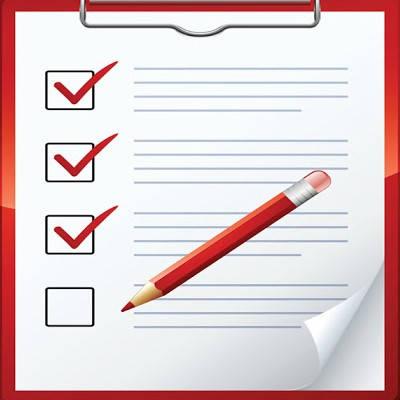 Certificado Silencio Administrativo checklist