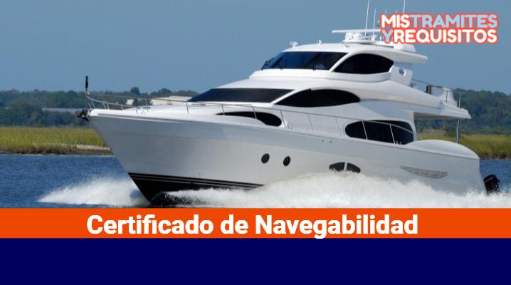 Certificado de Navegabilidad