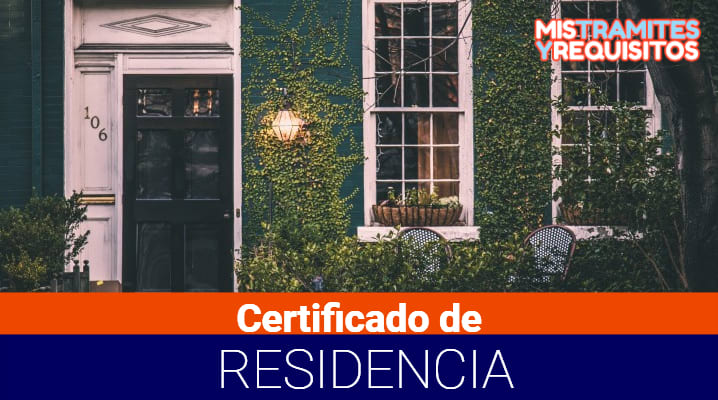 Como solicitar un Certificado de Residencia