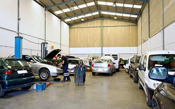 Como saber el número de Registro Industrial de un taller en reparación
