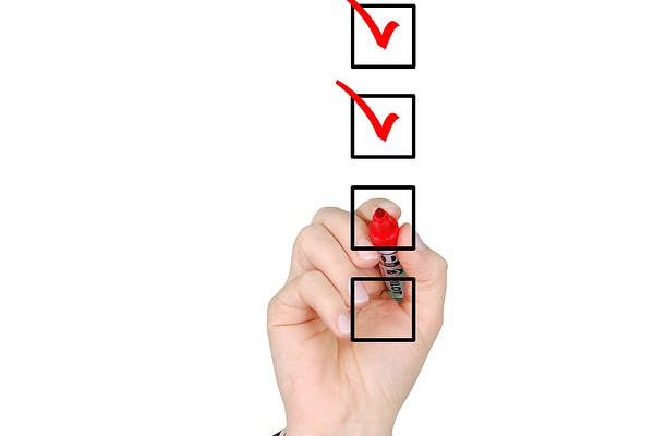 Como saber si me han denunciado checklist