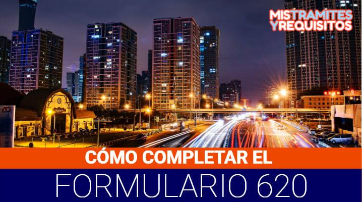 Formulario 620