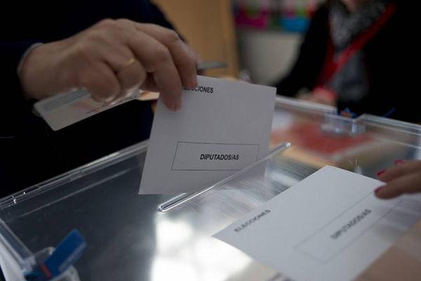 donde votar españa
