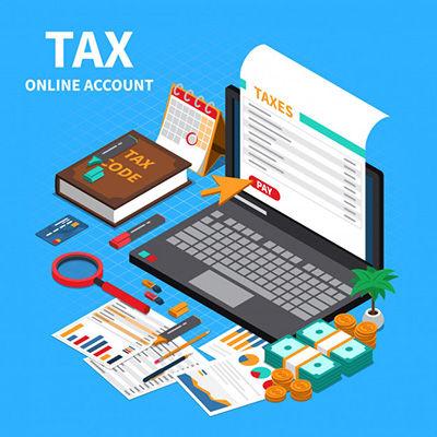 recepcion declaracion impuesto