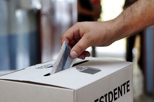 saber donde votar