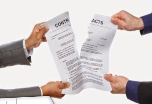 ¿Qué se debe hacer para terminar un Contrato de Alquiler?