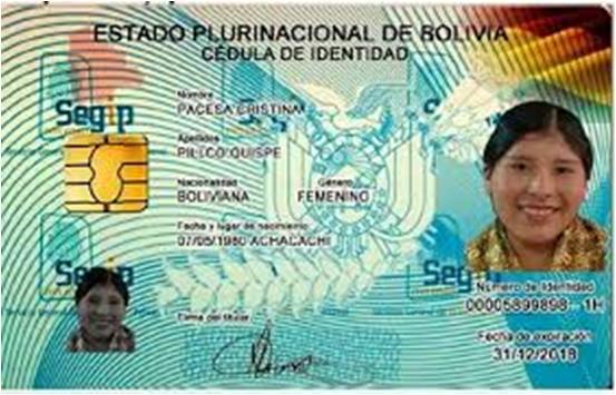 Requisitos para renovar Carnet de Identidad