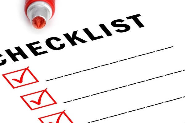 Certificado de No Aportación AFP Previsión checklist