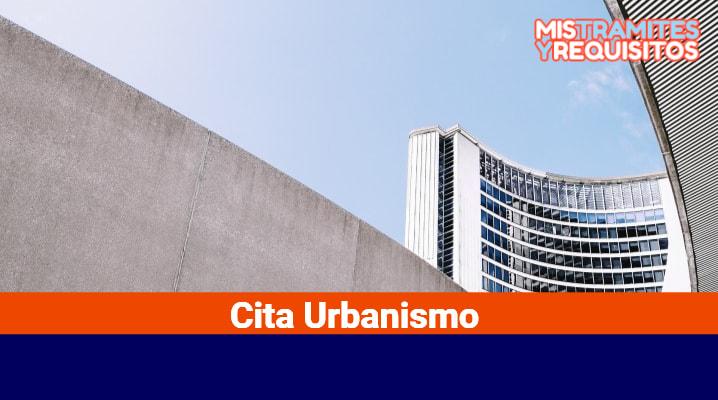 Cita Urbanismo
