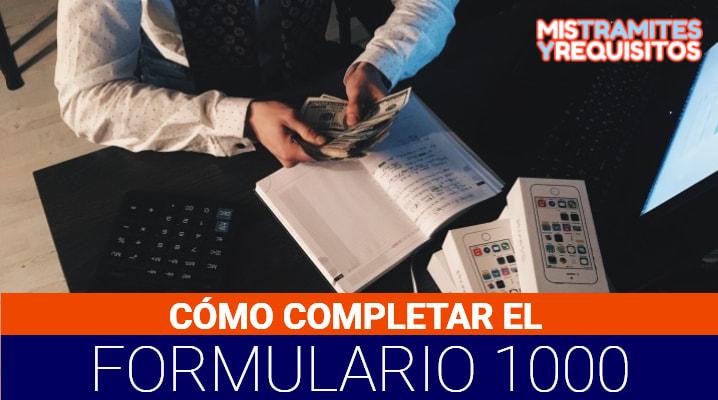 Formulario 1000