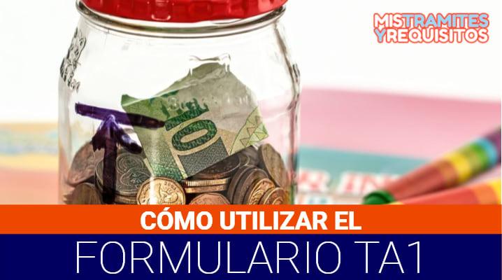 Formulario TA1