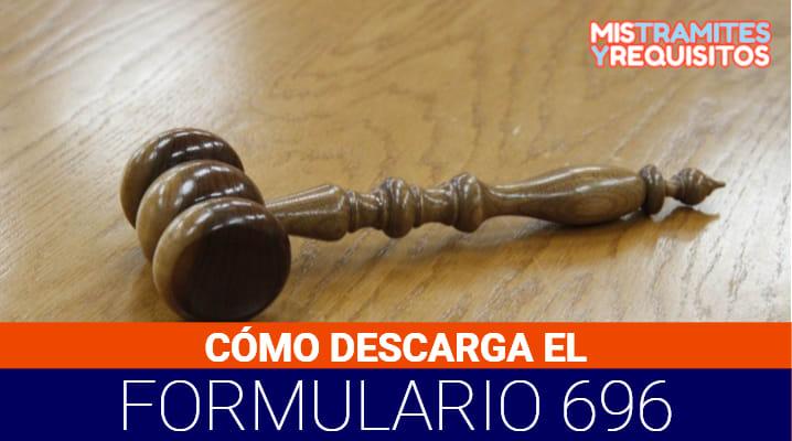 Formulario 696