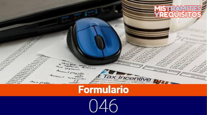 Formulario 046