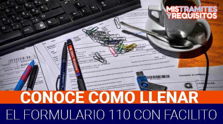 Formulario 110