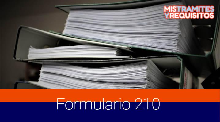 Conoce como llenar el Formulario 210 IVA Exportadores