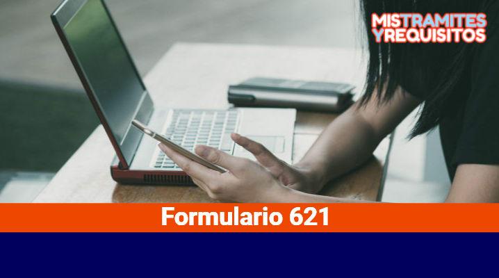 Formulario 621