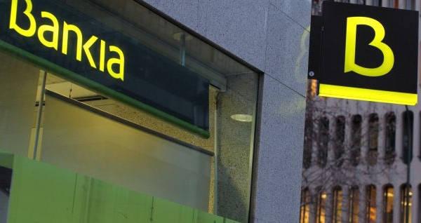 Formulario CRS Bankia logo de Bankia