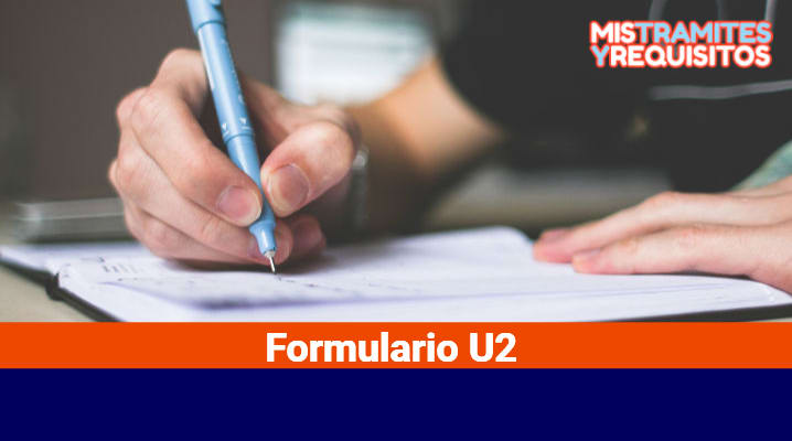 Formulario U2