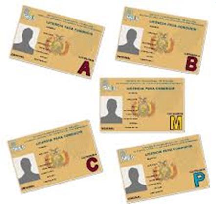 Requisitos para sacar Licencia de Conducir