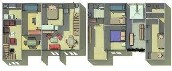 Requisitos para Vivienda Social planos de la casa