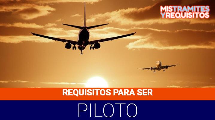 Descubre los Requisitos para ser Piloto en Bolivia