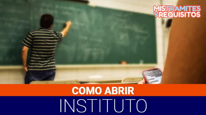 Conoce los Requisitos para abrir un Instituto en Bolivia