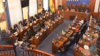 asamblea del senado