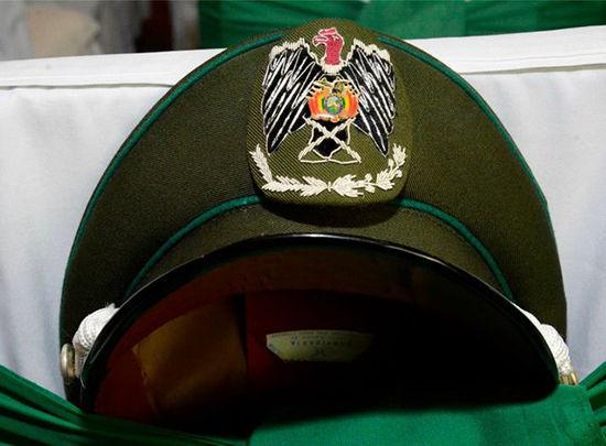 bolivia policia