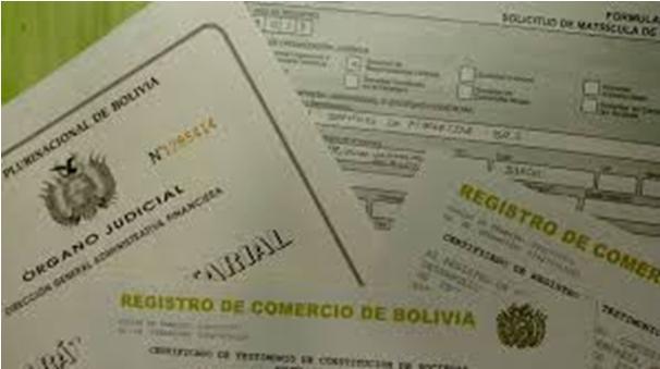 Requisitos para crear una empresa en Bolivia