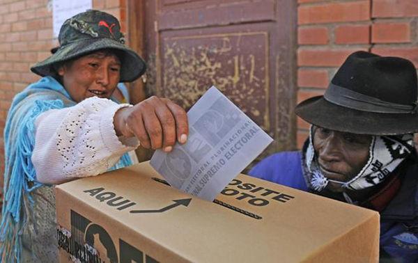 partido politico en bolivia