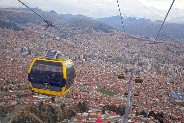 teleferico bolivia
