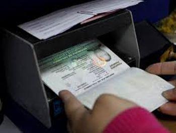 validando pasaporte